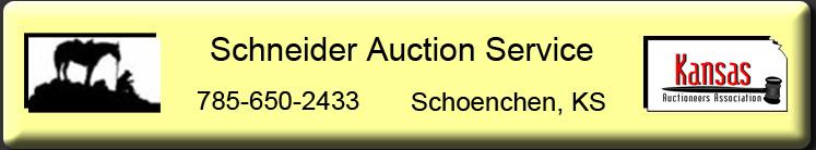 Schneider Auction Service